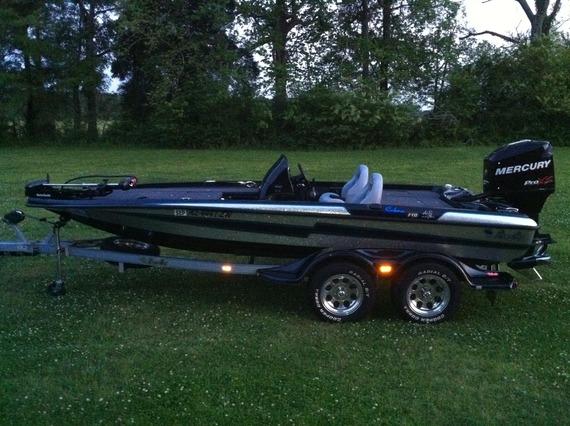AL- 2008 Sabre FTD 175 Pro XS - Bass Cat Boats